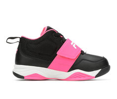 Girls' Fila Little Kid & Big Kid Skybuzzer Basketball Shoes