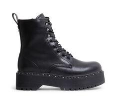 Women's Steve Madden Bettyy 1 Platform Combat Boots
