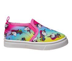 Girls' Nanette Lepore Toddler Canvas Slip-On Sneakers
