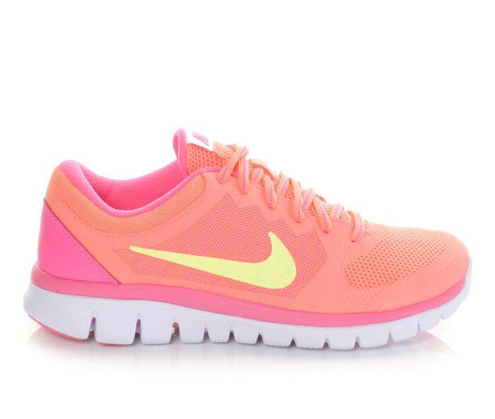 Girls' Nike Flex 2015 Run 3.5-7 Running Shoes