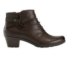 Women's Earth Origins Marietta Michelle Ruched Booties