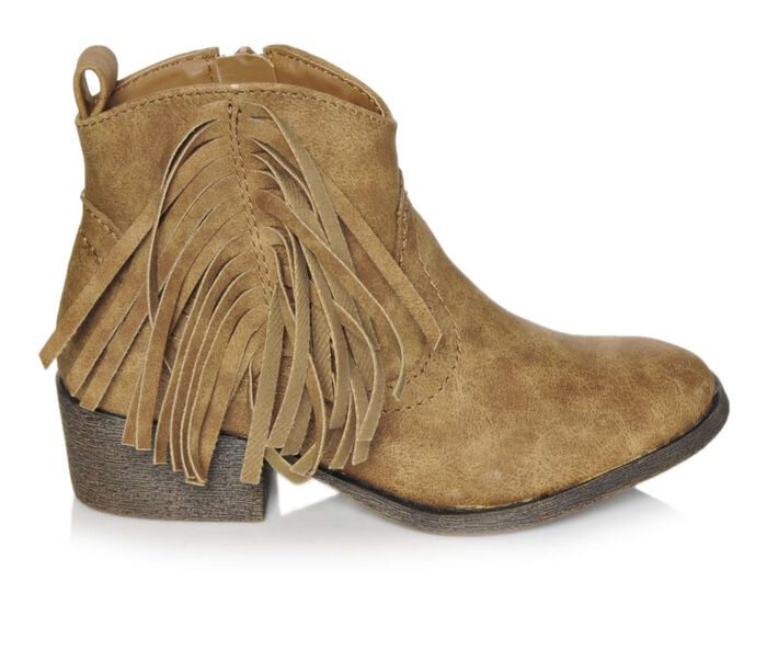 Girls' Steve Madden JPoncho 13-5 Boots