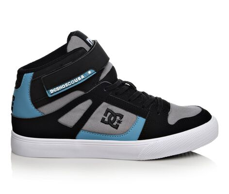 Boys' DC Spartan Hi EV 3.5-7 Skate Shoes