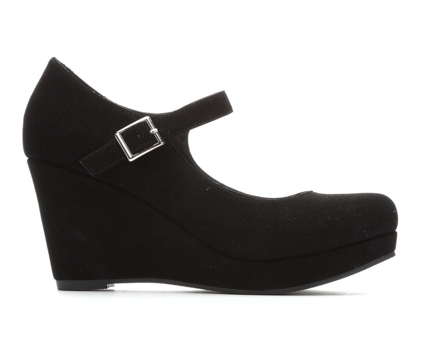 649bec39f Women's Y-Not Mallory Mary Jane Wedges   Shoe Carnival