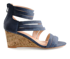 Women's Journee Collection Loki Wedges