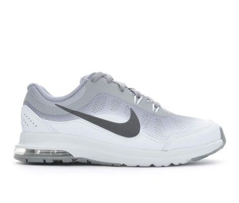 Boys' Nike Air Max Dynasty 2 10.5-3 Running Shoes