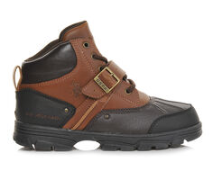 Boys' US Polo Assn Little Kid & Big Kid Kedge Duck Boots