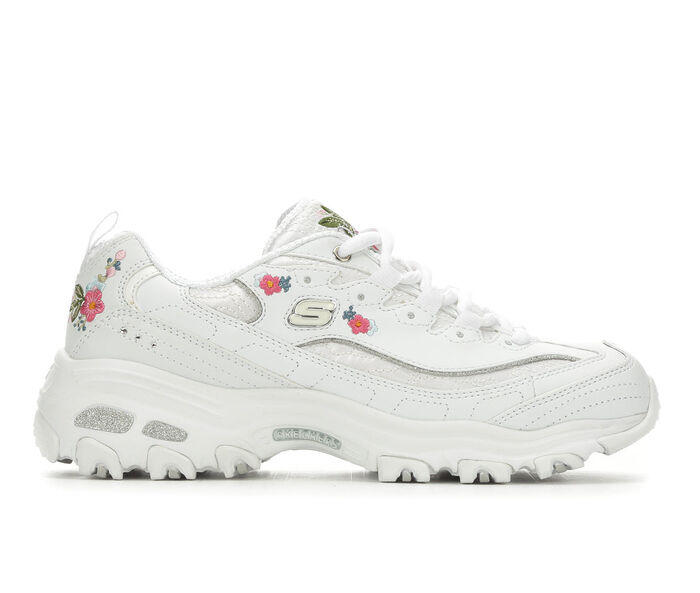 Women's Skechers D'Lites Bright Blossoms 11977 Sneakers