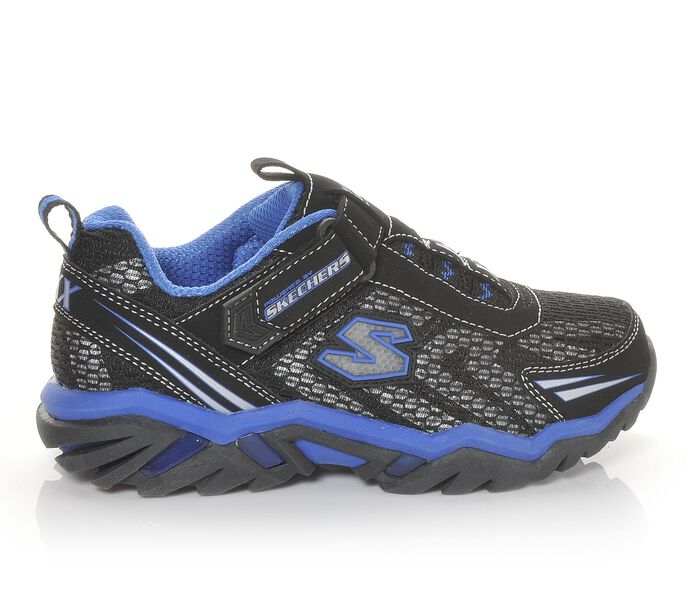 Boys' Skechers Pillar 2.0 10.5-3 Light-Up Sneakers