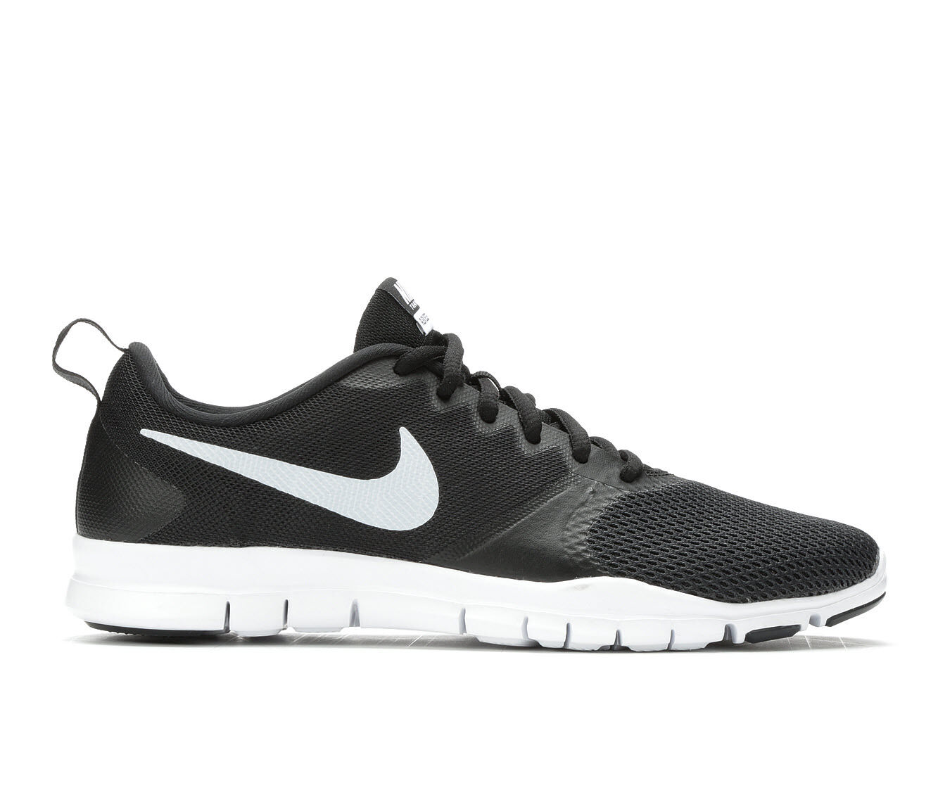 find authentic Women's Nike Flex Essential Training Shoes Black/Anth/Wht