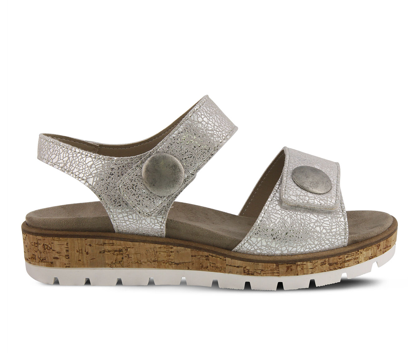 Where To Buy Women's SPRING STEP Reesalie Sandals Silver