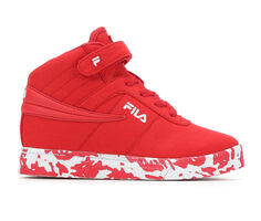 Boys' Fila Little Kid & Big Kid Vulc 13 Canvas High Top Sneakers