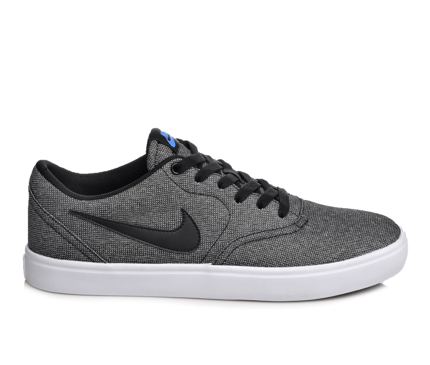 Nike Sb Skate Shoes Black Grey White