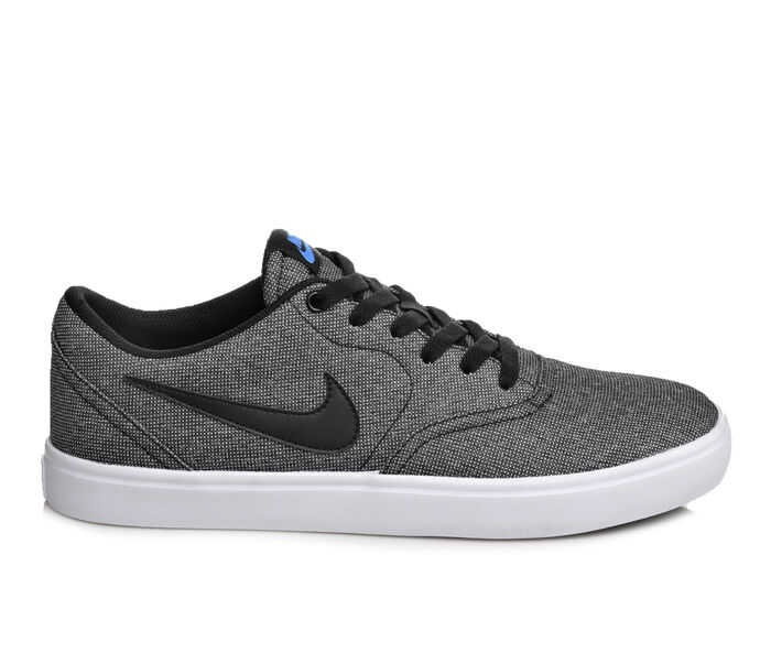 Men's Nike SB Check Solar Canvas Skate Shoes