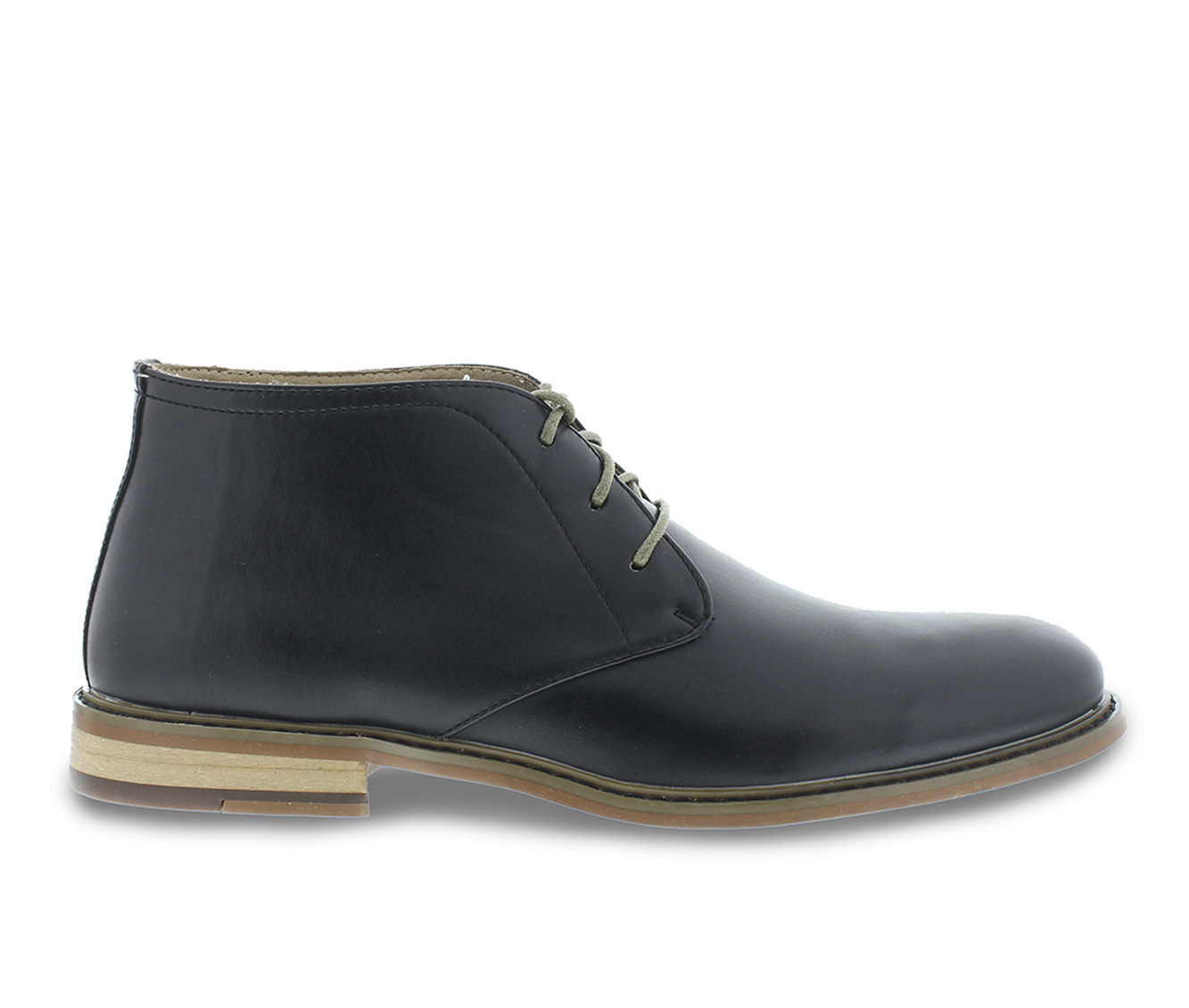 cheapest new arrivals Men's Deer Stags Seattle Chukka Boots Black