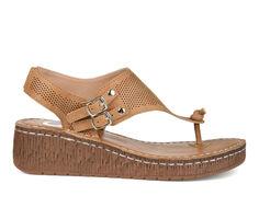 Women's Journee Collection McKell Wedge Sandals