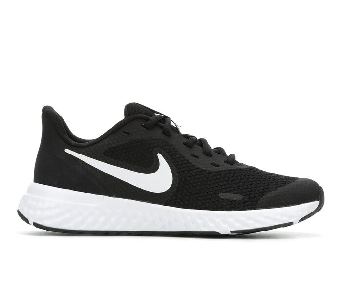 Boys' Nike Big Kid Revolution 5 Wide GS Running Shoes