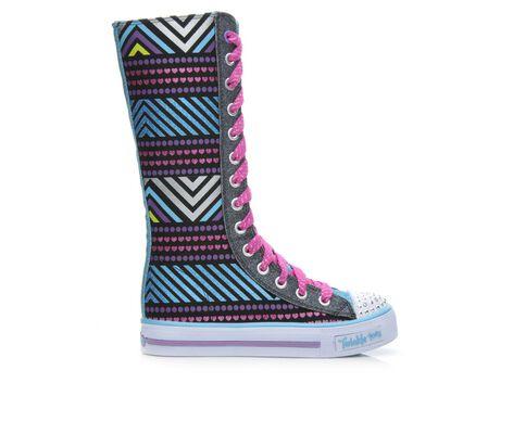 Girls' Skechers Tall Tango 11-4 High-Top Sneakers
