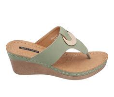 Women's GC Shoes Genelle Wedge Sandals