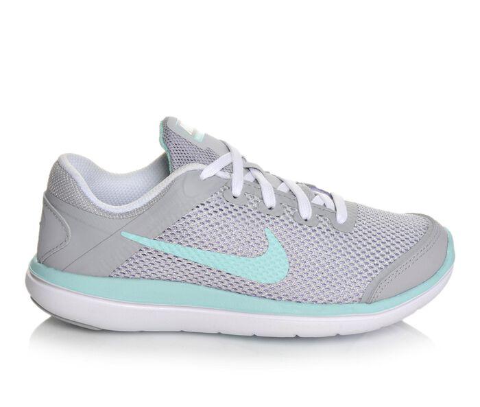 Girls' Nike Flex 2016 Run 10.5-3 Running Shoes
