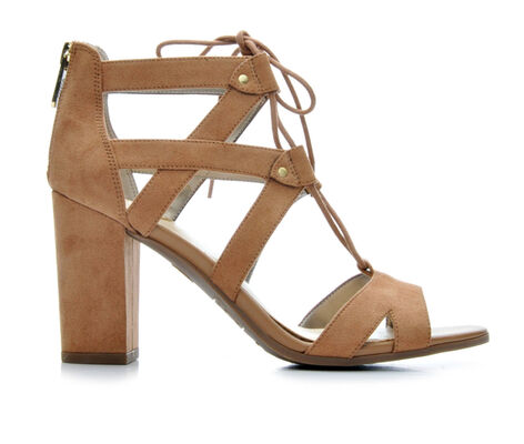 Women's Circus by Sam Edelman Emilia Lace-Up Heeled Sandals