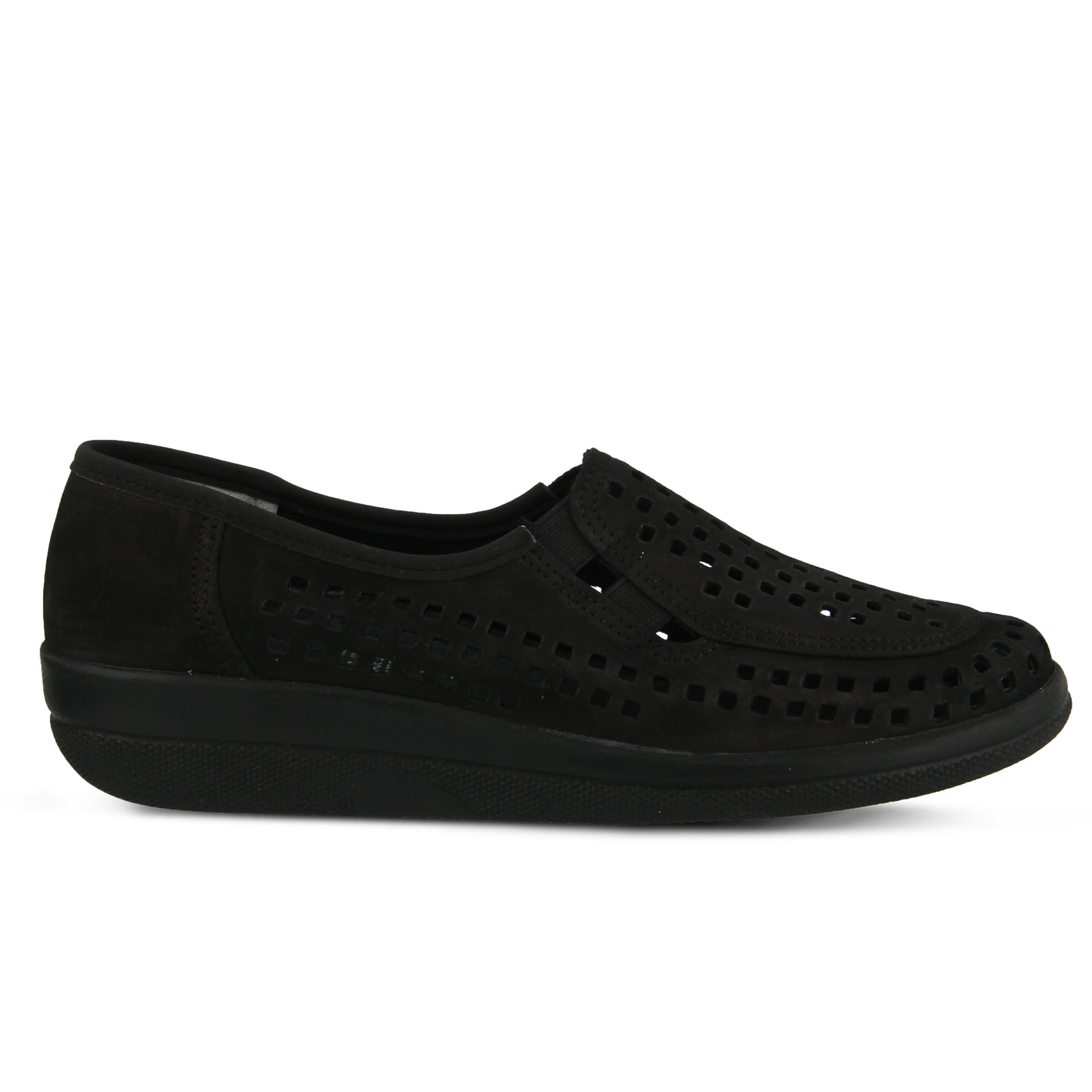 choose authentic Women's SPRING STEP Twila Slip-Ons Black