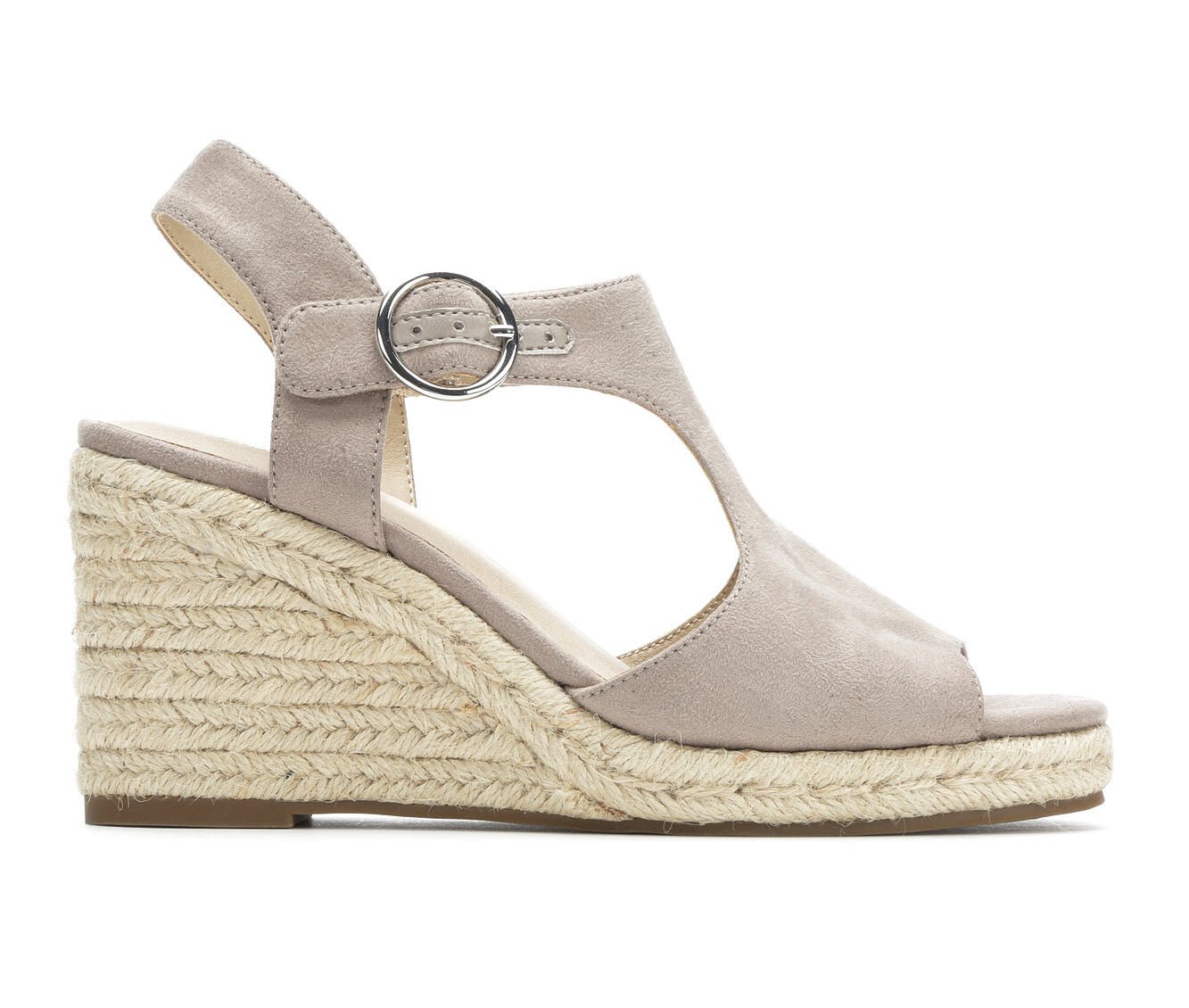 Women's LifeStride Tyra Wedges Greige