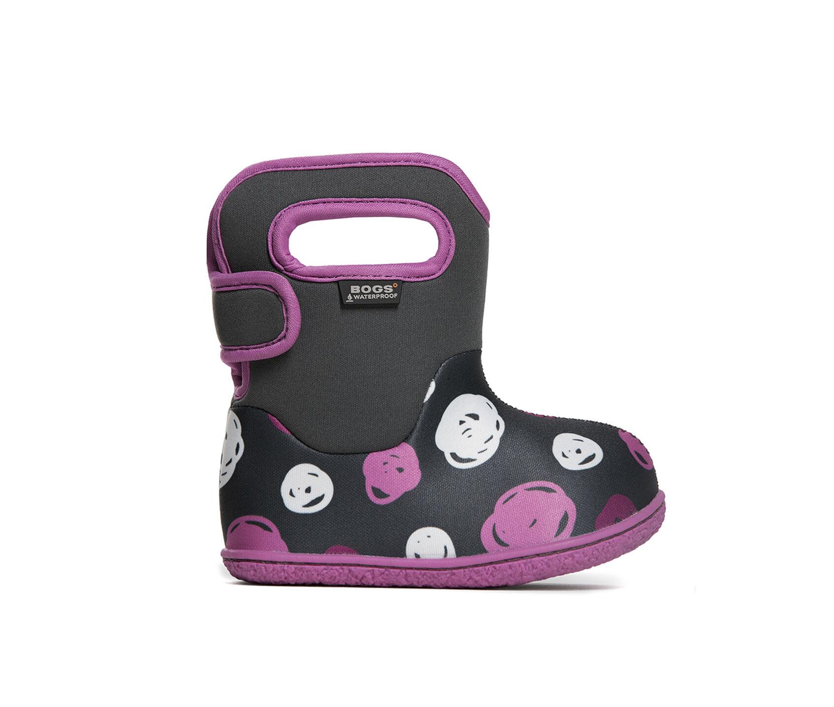 26bbdc0daa Girls' Bogs Footwear Toddler Sketched Dots Rain Boots