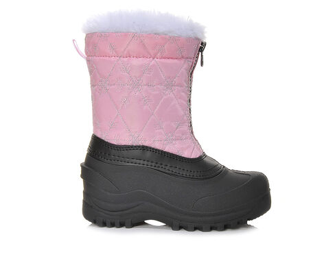 Girls' Itasca Sonoma Snow Stomp Snowflake Winter Boots