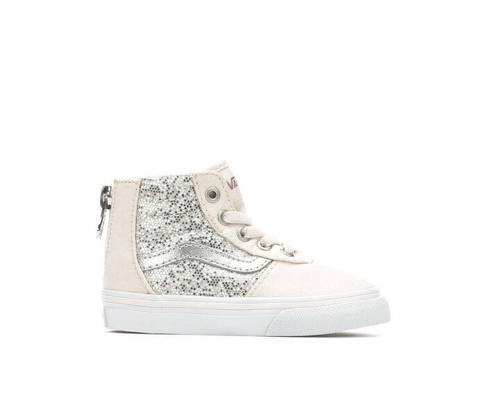 Girls' Vans Infant & Toddler Maddie Hi Zip High Top Skate Shoes