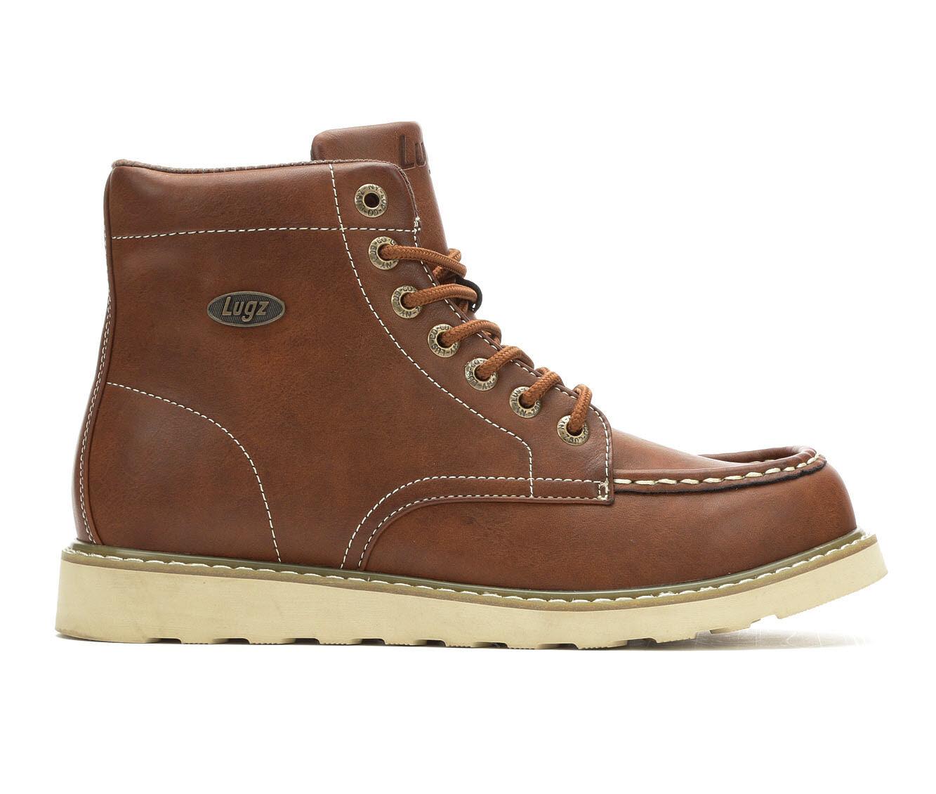 Men's Lugz Roamer Hi Boots Dk Brown/Gum