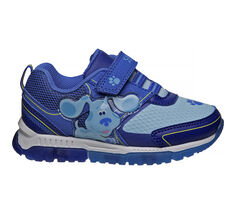 Boys' Nickelodeon Toddler & Little Kid CH89153C Blues Clues Light-Up Sneakers