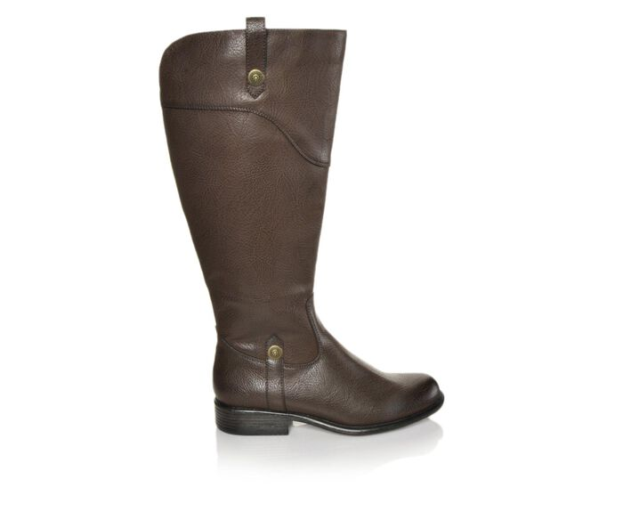 Women's Unr8ed Mavis Wide Calf Riding Boots