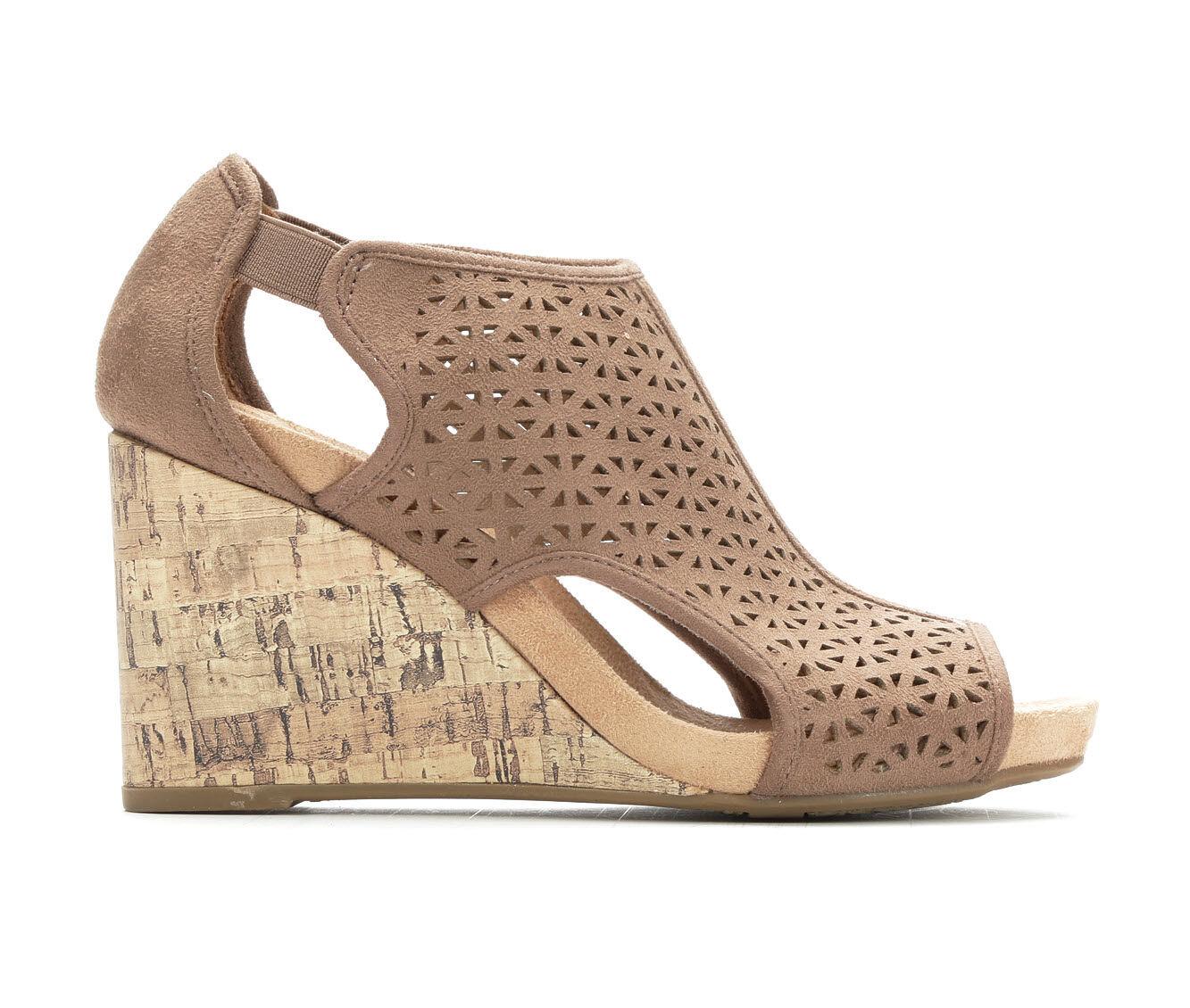 Women's LifeStride Hinx2 Dress Shoes Mushroom