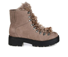 Women's Journee Collection Trail Fashion Hiking Boots
