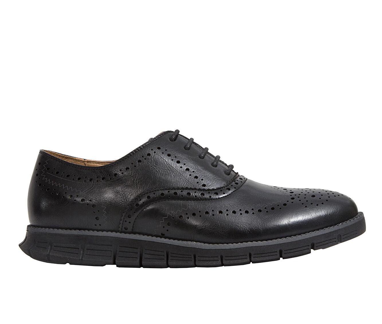 Men's Deer Stags Benton Dress Shoes Black