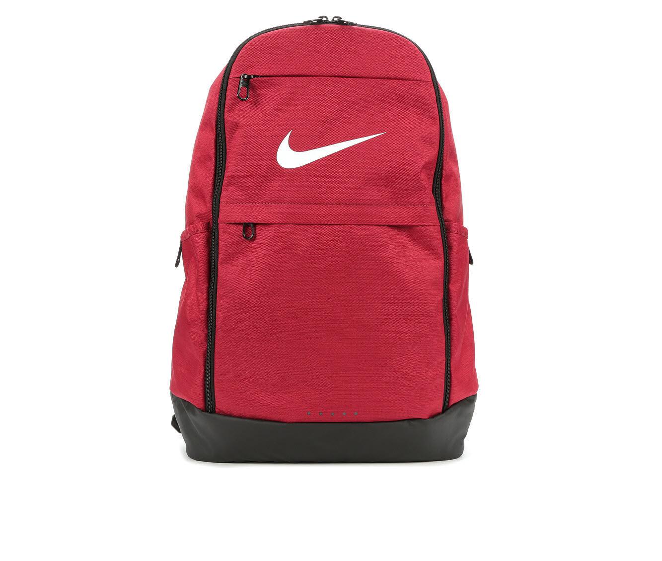 neon green nike backpack