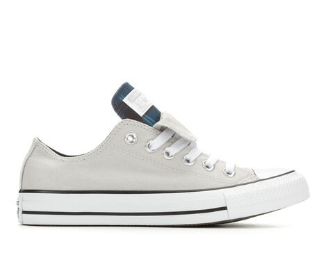 Women's Converse Chuck Taylor Double Tongue Plaid Sneakers