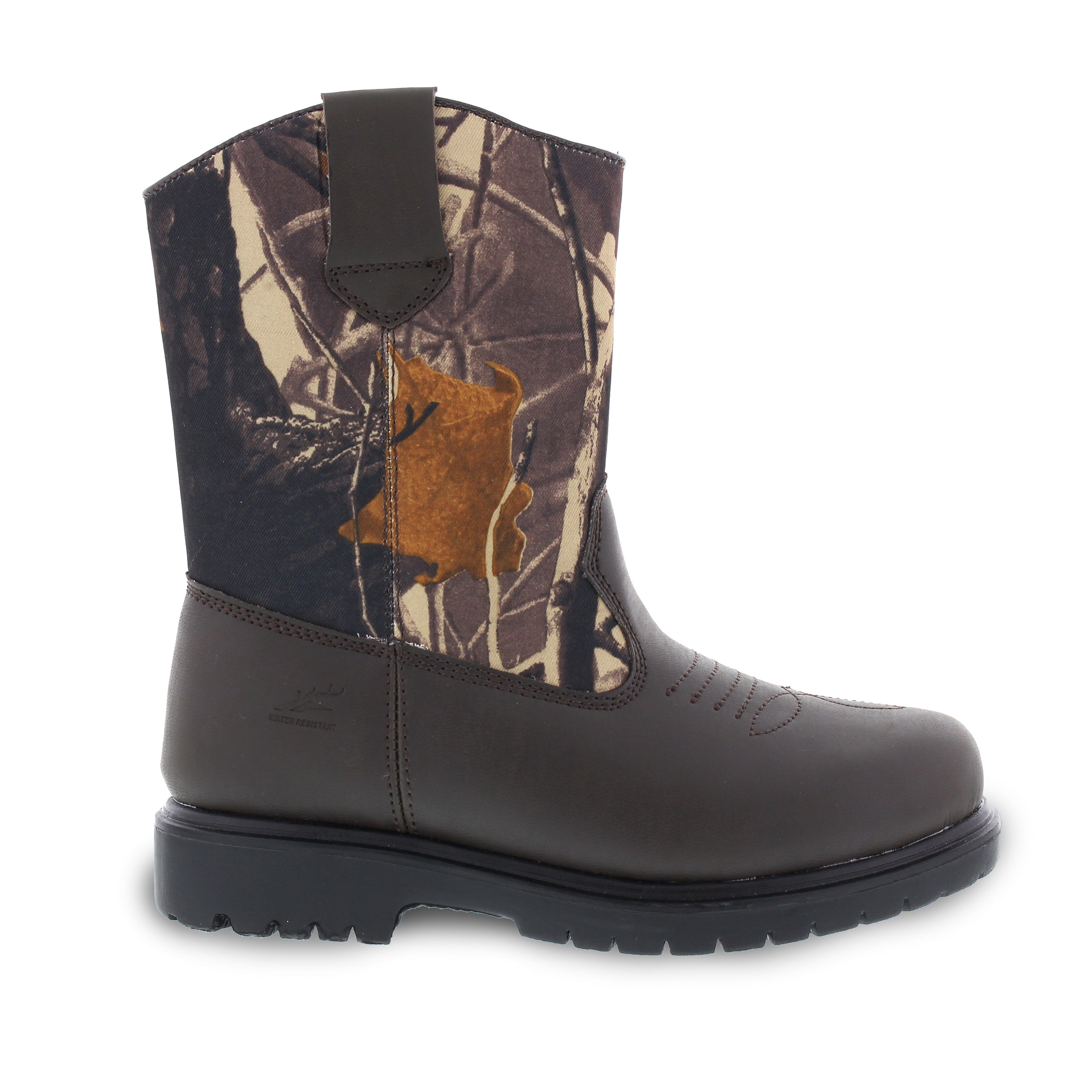 Boys' Deer Stags Little Kid & Big Kid Tour Boots