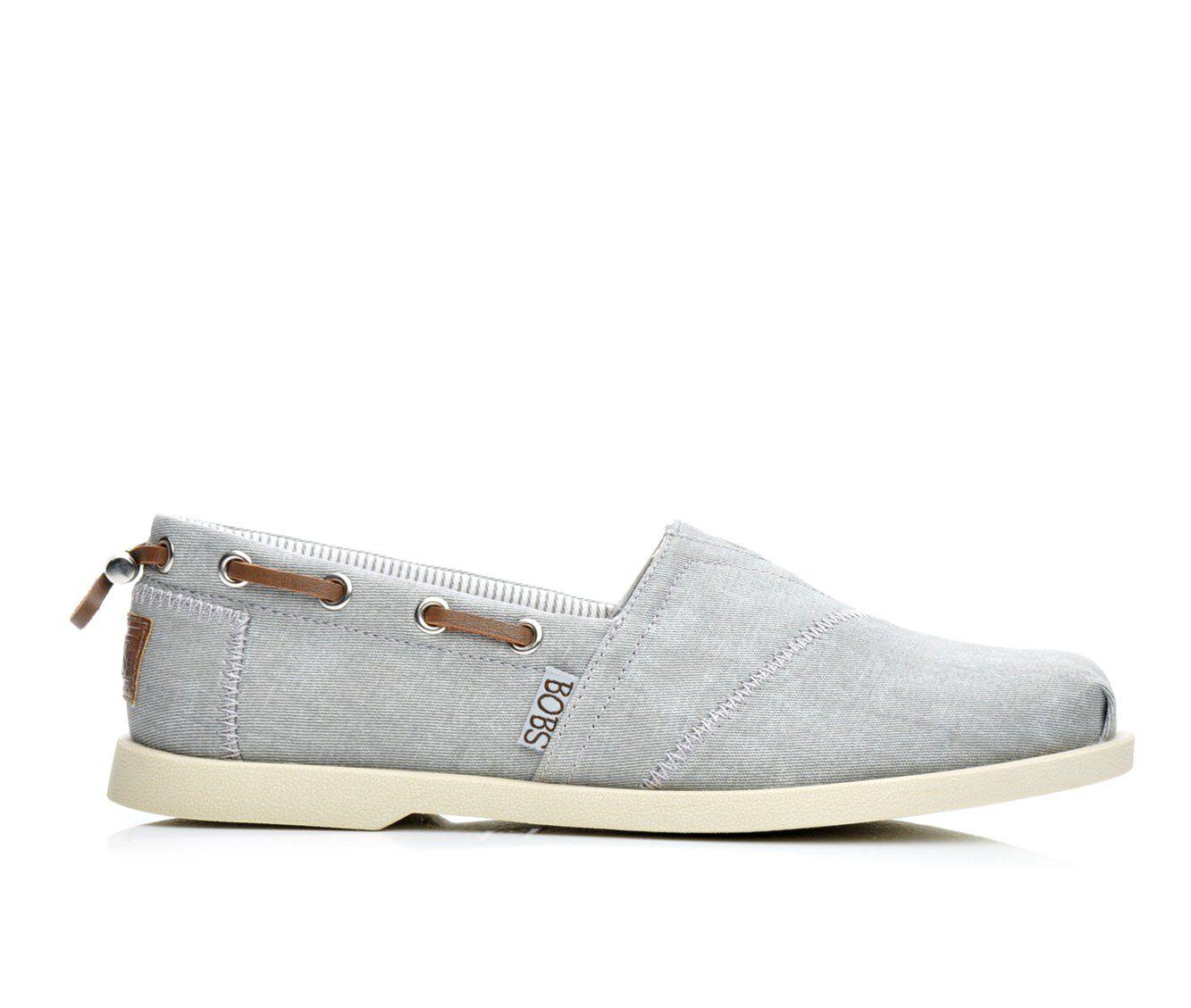 Women's BOBS Fancy Me 33739 Slip-Ons Grey