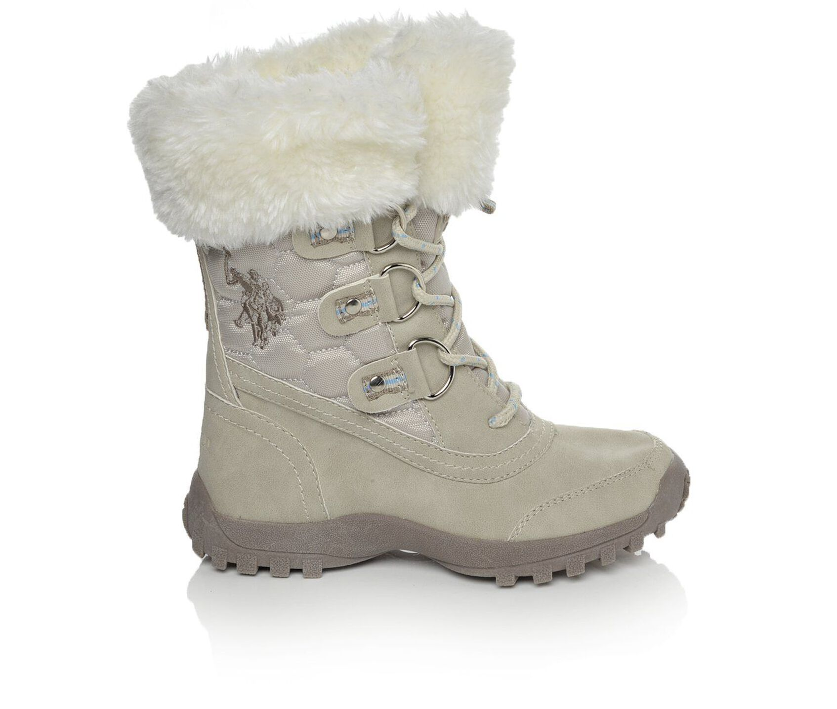 girls 39 us polo assn frosty 11 4 boots. Black Bedroom Furniture Sets. Home Design Ideas