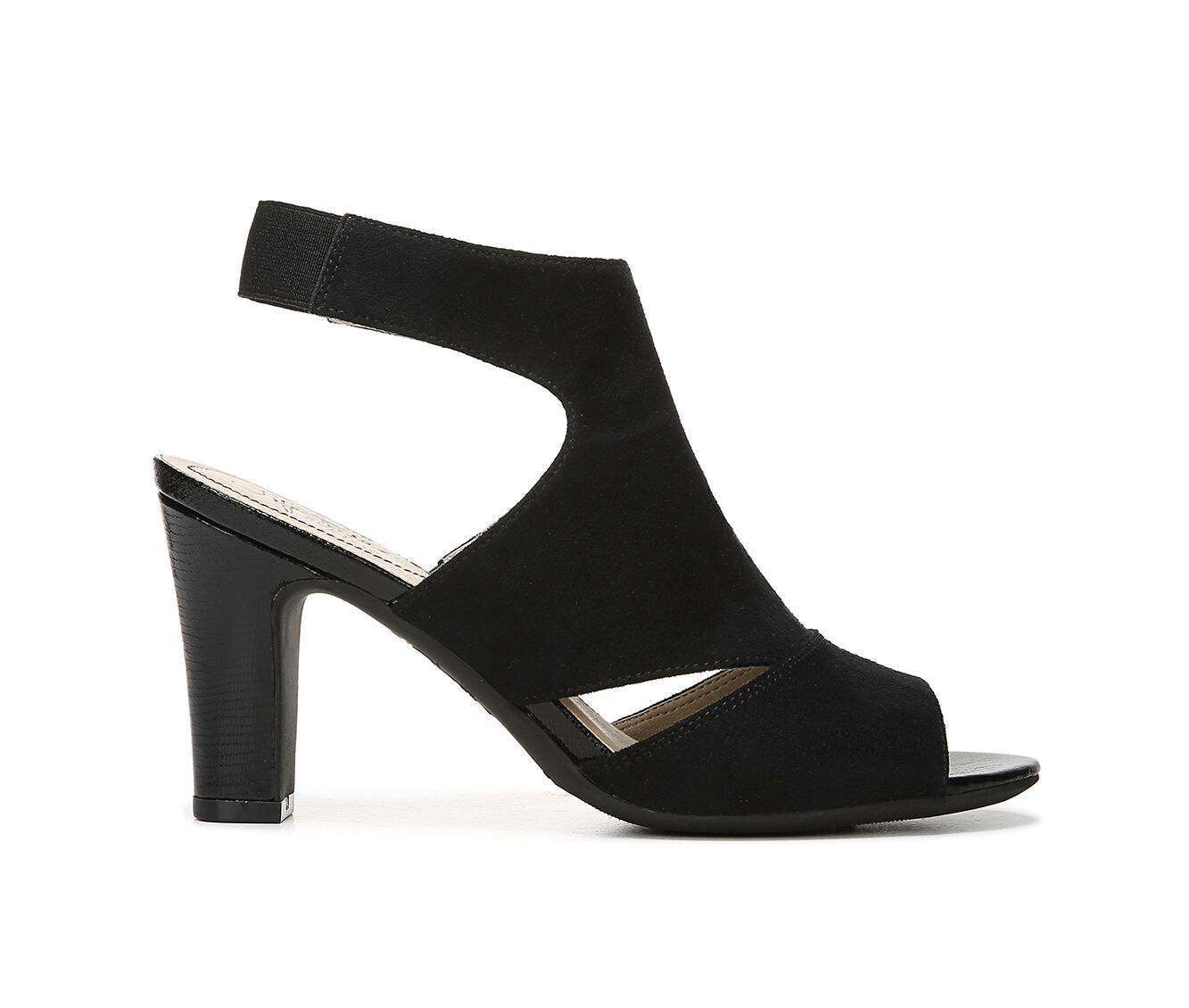 Women's LifeStride Cara Dress Sandals Black