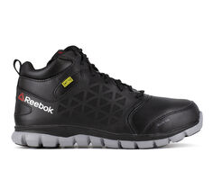 Men's REEBOK WORK Sublite Cushion Work Leather Work Boots