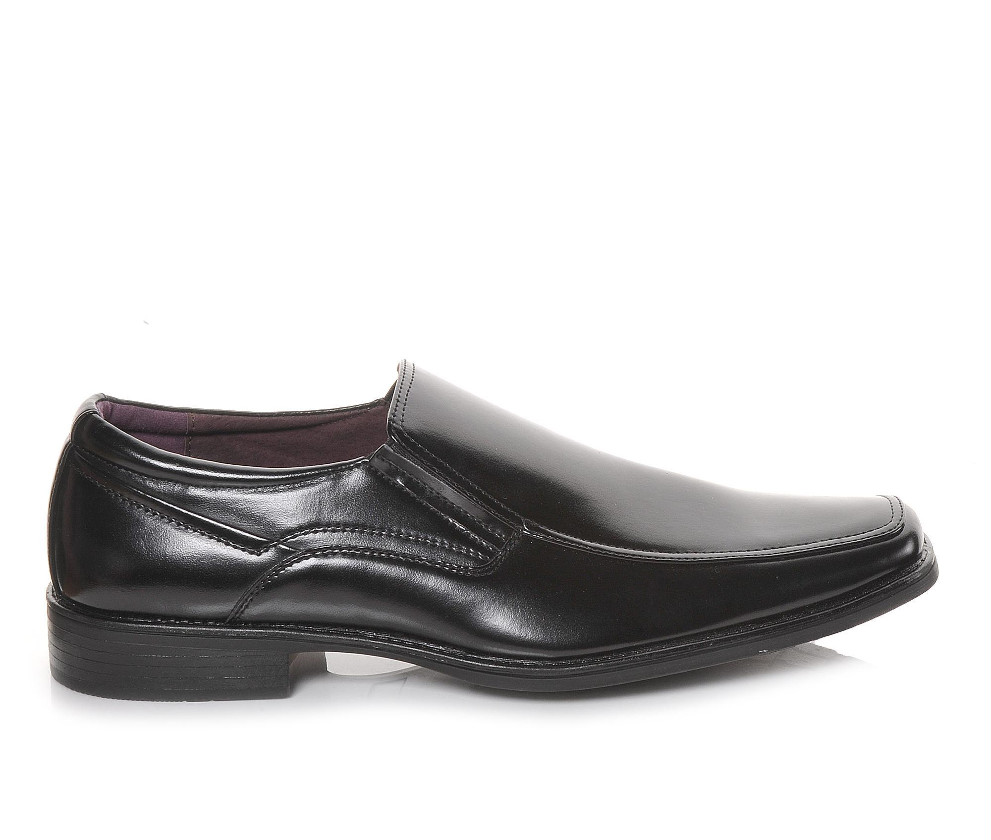 Men's Freeman Henson Slip On Dress Shoes Black
