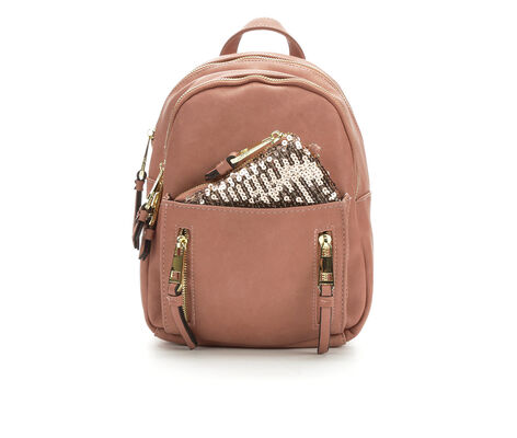 Madden Girl Handbags Mini Fashion Backpack