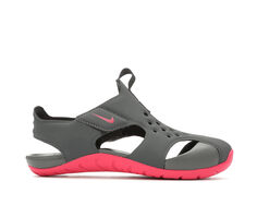 Girls' Nike Sunray Protect 2 G 11-7 Water Shoes