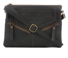 Vintage 7 Eight Maven Crossbody Handbag