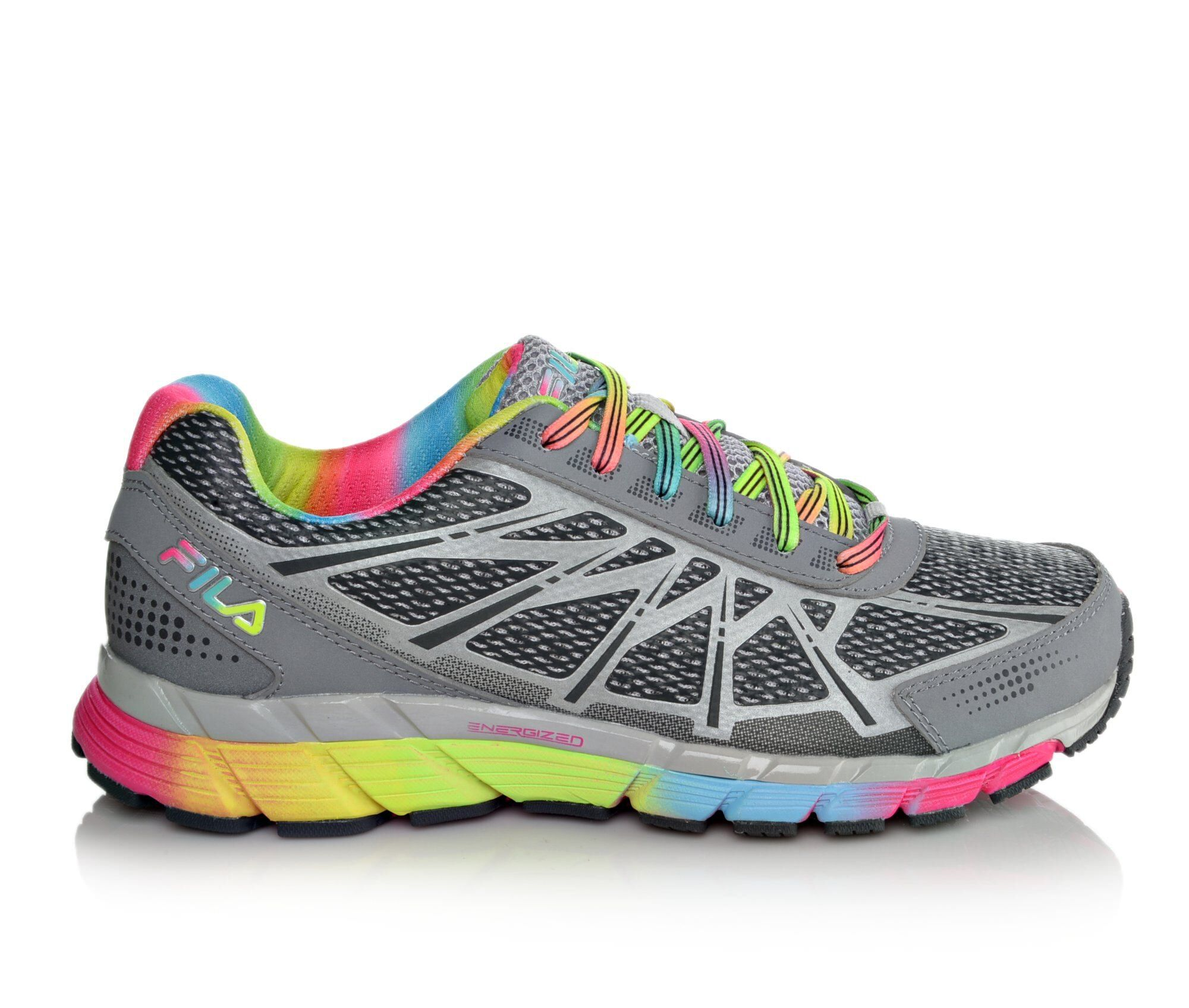 Images  Women's Fila Windmill Energized Running Shoes