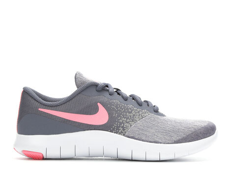 Girls' Nike Flex Contact 3.5-7 G Running Shoes