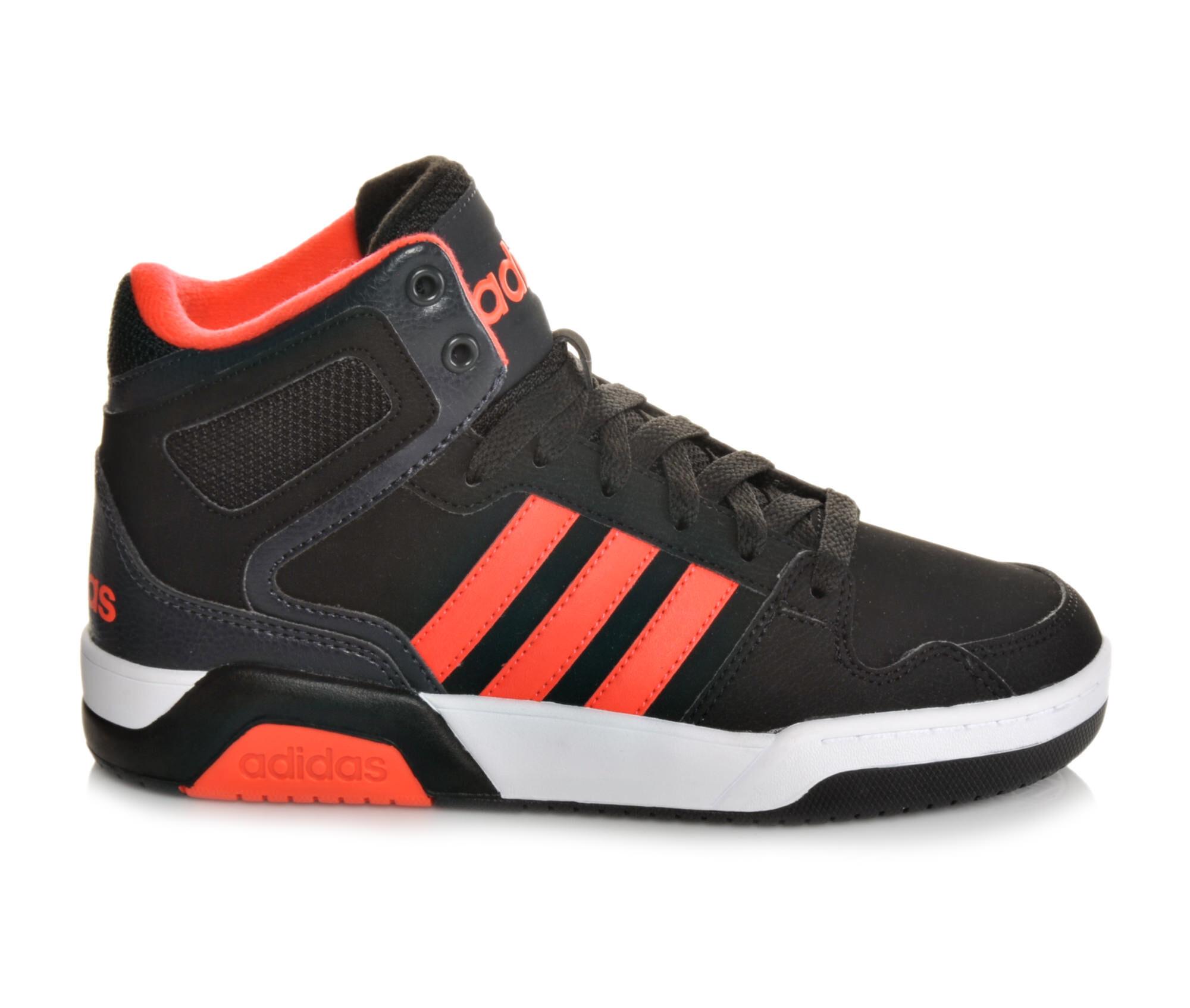 Boys\u0026#39; Adidas BB9TIS Mid K Sneakers